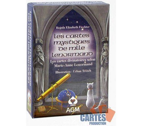 Cartes Mystiques de mlle Lenormand
